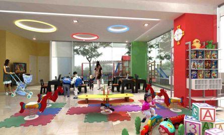 Uptown Ritz Nursery Room