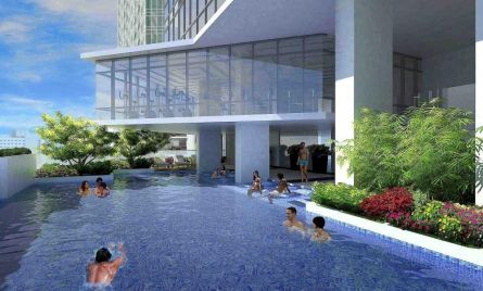 Uptown Ritz Swimming Pool