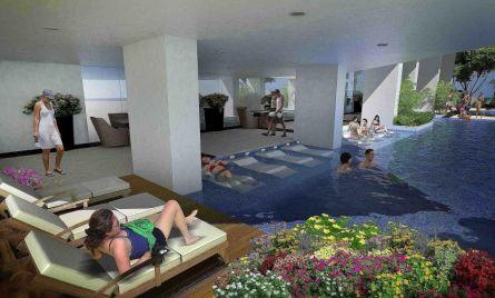 Uptown Ritz Pool Deck