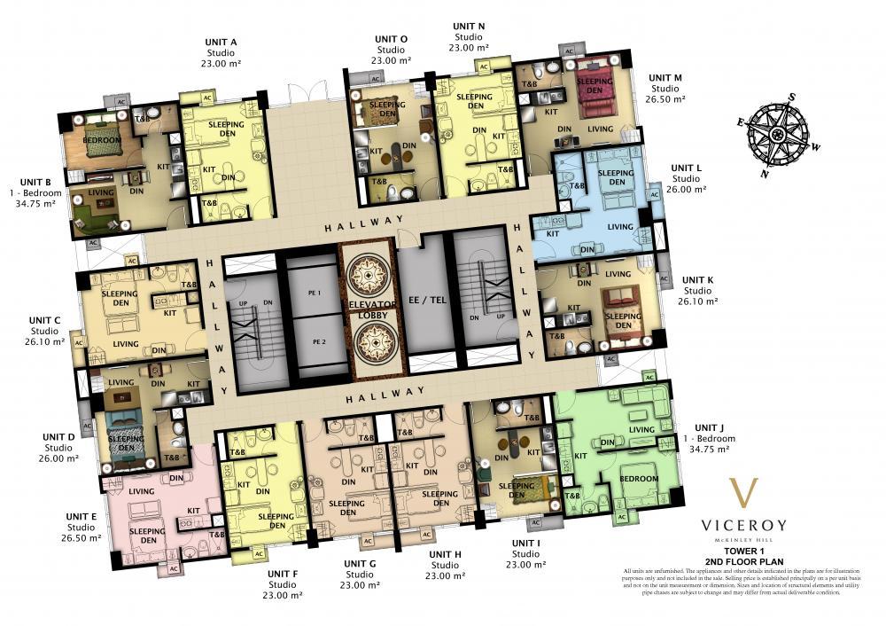 Blackpool Tower Floor Plan