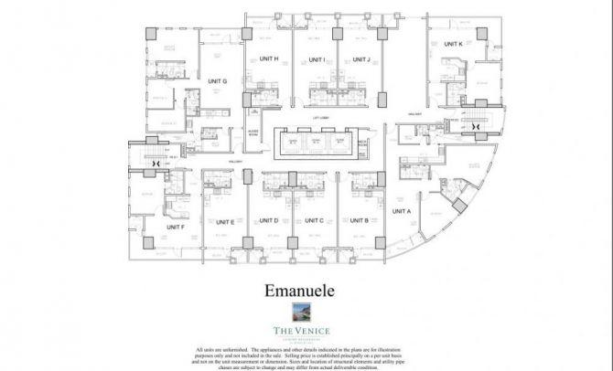 3rd Floor Plan (Emanuele)