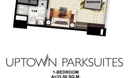 One Bedroom Unit (33.50sqm)