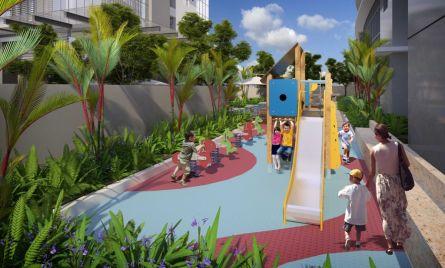 Uptown Parksuites Playground