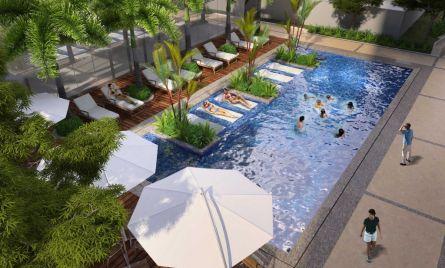 Uptown Parksuites Pool