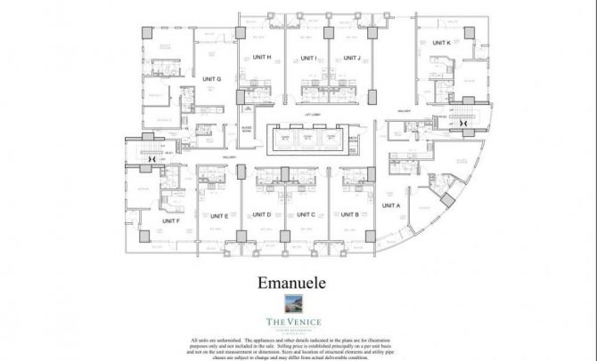 3rd Floor Plan (Emanuele)