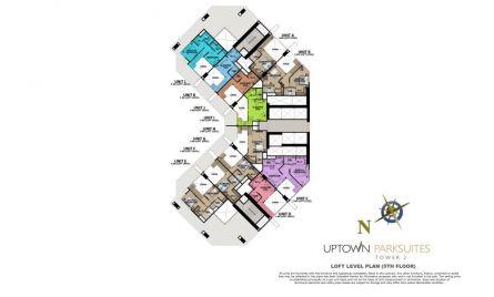 Loft Level Plan