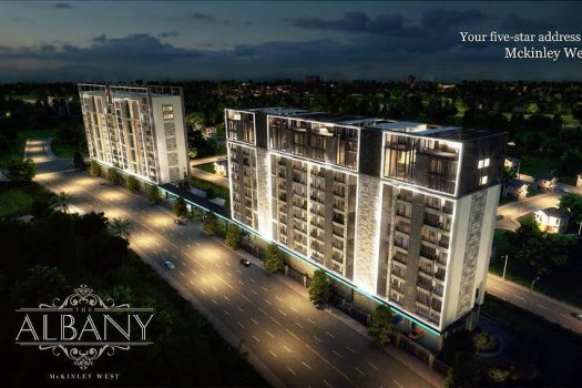 The Albany Luxury Residences