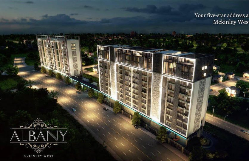 The Albany Luxury Residences
