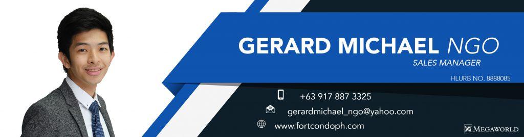 Gerard Ngo - Sales Manager