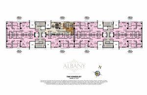 The Kingsley Floor Plan